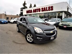 2011 Chevrolet Equinox FWD 5dr LT PW PL PM PS ECO MODE ALLOY HIT