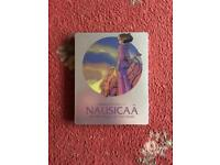 Nausicaa Of The Valley of The Wind Blu Ray Limited Edition Steelbook