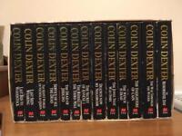 Inspector Morse novel collection