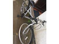 "Mountain bike 18"" frame"