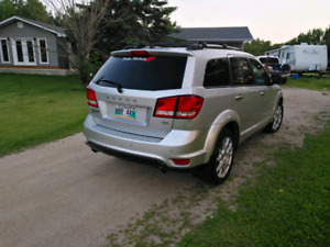2013 Dodge Journey R/T with only 32,000 kms