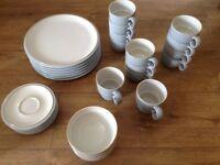 Denby - plates, mugs, cups, saucers, bowls