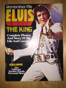 Sports Related Magazines & Other Things ( Elvis , Boxing , NHL )