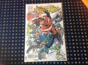 The Amazing Spider-man #500 Double Sized Issue
