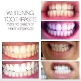 Nuskin whitening toothpaste £6