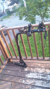 Hitch mount Bike carrier for sale (sold ppu)