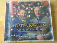2 X FOSTER & ALLEN CD'S