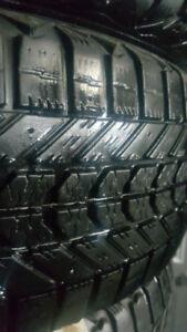 225/60/18 Firestone Winterforce / DYNASTY AUTO