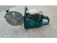 Makita dpc6410 stone saw