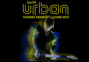 Keith Urban Ripcord World Tour Montreal August 12/17