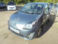 Renault Twingo DYNAMIQUE 1.2 16V 75HP (blue) 2008