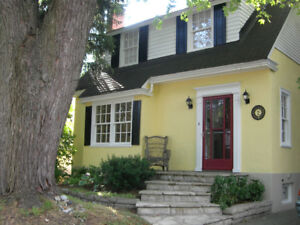 Beautiful Centrally Located House for Rent!