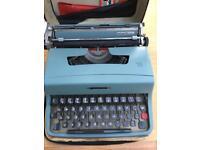 Olivetti type writer