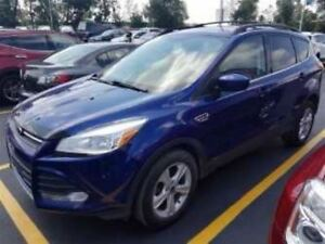 2014 Ford Escape SE AWD! NAVIGATION! $57/WK, 4.74% ZERO DOWN! HE