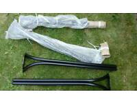 Brand new roof bars for car