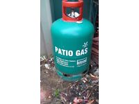 Calor Gas bottle 98% full
