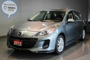 2013 Mazda Mazda3 Sport GS-SKY Leather Interior + Sunroof + Powe