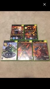 Original X-Box Games