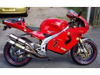 2000 , APRILIA-RSV-MILLIE-R....!! STUNNING BIKE ..!