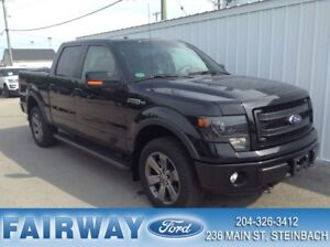 2014 Ford F-150 4x4 - Supercrew Fx4 - 145 WB 8488 kms. Amazing!
