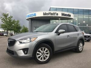 2013 Mazda CX-5 GS FWD SUNROOF, BACKUP CAM, BLINDSPOT MONITORING
