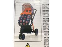 New Cosatto Giggle 2 travel system still in the box