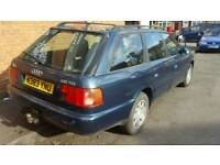 A6 2.5 tdi automatic no key £300