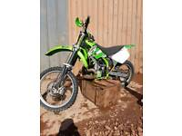 Kawasaki kx250 1998 swap px cash either way