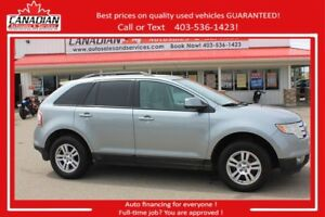 2007 Ford Edge SEL AWD LOW KMS! $137/SEMI-MONTHLY OAC