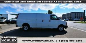 2012 GMC Savana 3500 G3500 Extended 6.6L Duramax Diesel - Two To