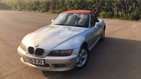 RARE BMW Z3 1.9 WITH FULL SERVICE HISTORY