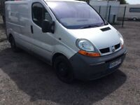 Renault traffic swb mint condion must be seen to apriate