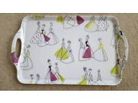 """PIMPERNEL FOR SANDERSON """"FIFI"""" TRAY - BRAND NEW"""