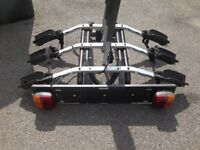 THULE bike rack for 3 bikes