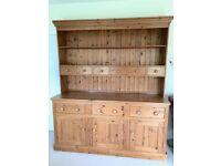Pine Dresser Unit
