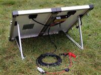 Sunstore Folding 40w 12v Solar Panel.