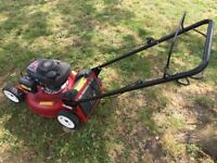 Toro HI-VAC 53 professional self-propelled lawn mower
