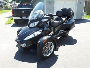 Can Am Spyder  RT-S SE5 2011