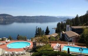 Vacation on Lake Okanagan - 2 Units Available ($1500/1; $2500/2)