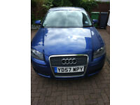 AUDI A3 - Full service history - MOT Septmber 2017 - Leather interior