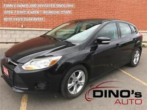 2014 Ford Focus SE | $48 Weekly $0 Down *OAC / Auto