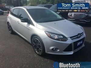 2014 Ford Focus SE - BLUETOOTH, CRUISE, AIR, CD, 12 V OUTLET  -