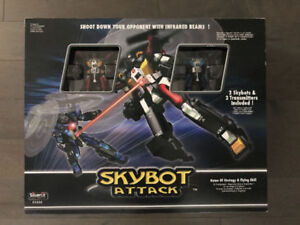 Wireless Flying Laser-tag Skybot Set