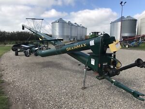 13 x 71' Nuvision Swing Auger