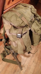 Authentic US military ARMY backpack 65 litres
