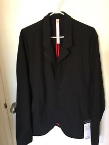 Mens lululemon Nonstop Blazer New with Tags!