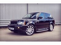 2007 Range Rover sport 3.6 TDV8 diesel. Full Land Rover history, HPI CLEAR