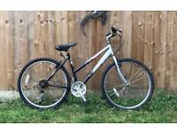 Women's Raleigh mountain bike