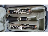 BC Prestige RC clarinet