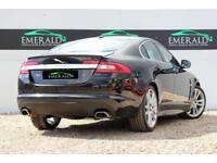2010 10 JAGUAR XF 3.0 V6 S PREMIUM LUXURY 4D AUTO 275 BHP DIESEL